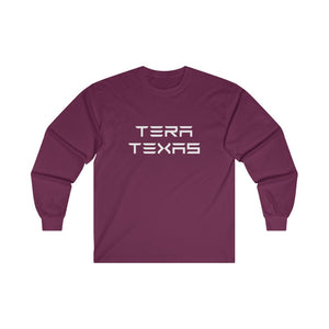 Tera Texas Men's Long Sleeve Squad Tee