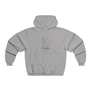 Men's Cyberman Squad Hooded Sweatshirt