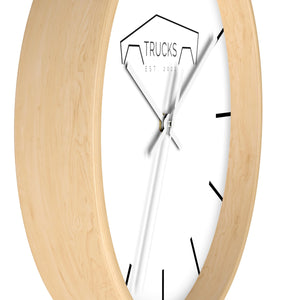 Trucks Wall clock - TrucksV2