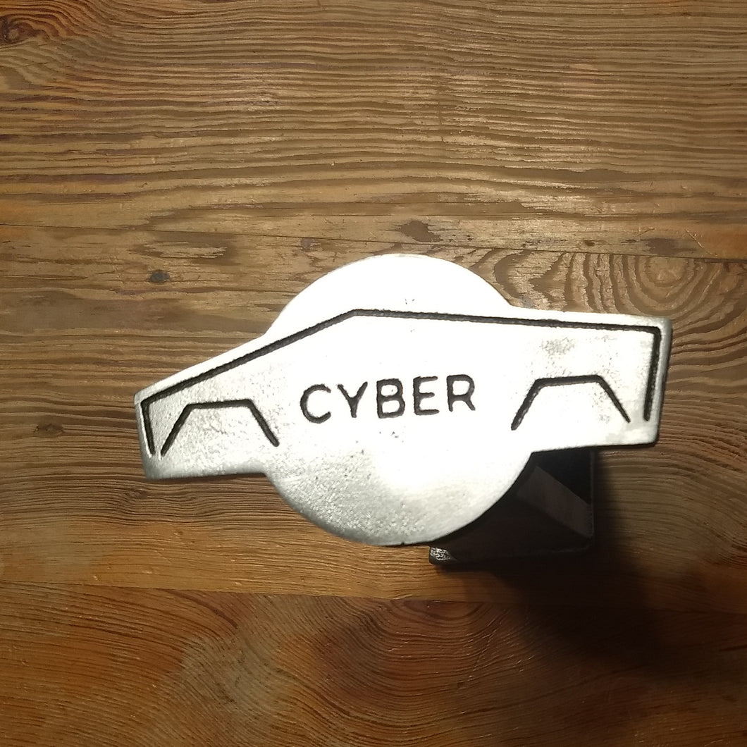 Cyber Truck Hitch Cover - Cybertruck Modifications
