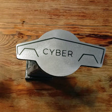 Load image into Gallery viewer, Cyber Truck Hitch Cover - Handmade