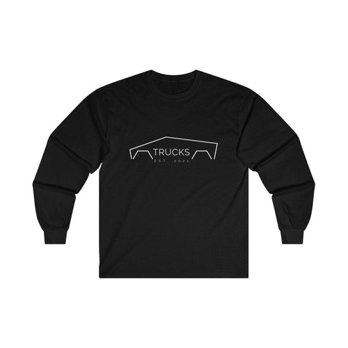 Men's Full Sleeve Tee - Electric Truck | Trucks V2