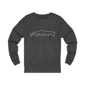 Womens Trucks Long Sleeve Tee