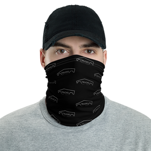 Black Neck Gaiter - Cool Neck Gaiters | Trucks V2