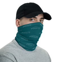 Load image into Gallery viewer, Trucks Neck Gaiter - Teal