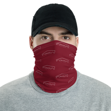 Load image into Gallery viewer, Trucks Neck Gaiter - Maroon