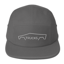 Load image into Gallery viewer, Trucks Five Panel Cap - TrucksV2