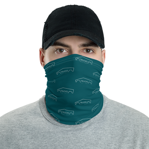 Trucks Neck Gaiter - Teal