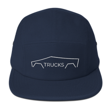 Load image into Gallery viewer, Cybertruck Five Panel Cap - 5 Panel Hats | Trucks V2