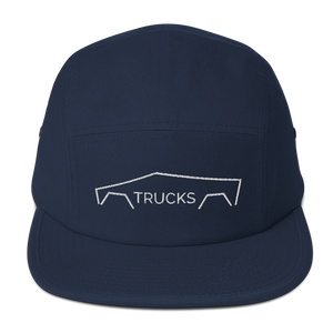 Cybertruck Five Panel Cap - 5 Panel Hats | Trucks V2