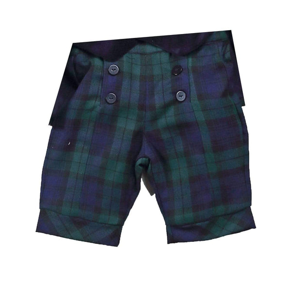 Bermuda en tartan blackwatch