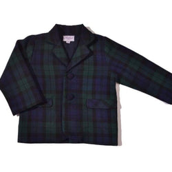 Veste de costume en tartan blackwatch