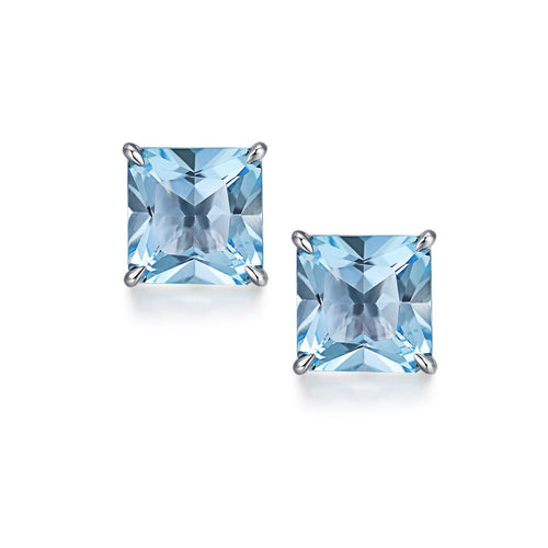 Topaz Earrings - 8.33 ctw