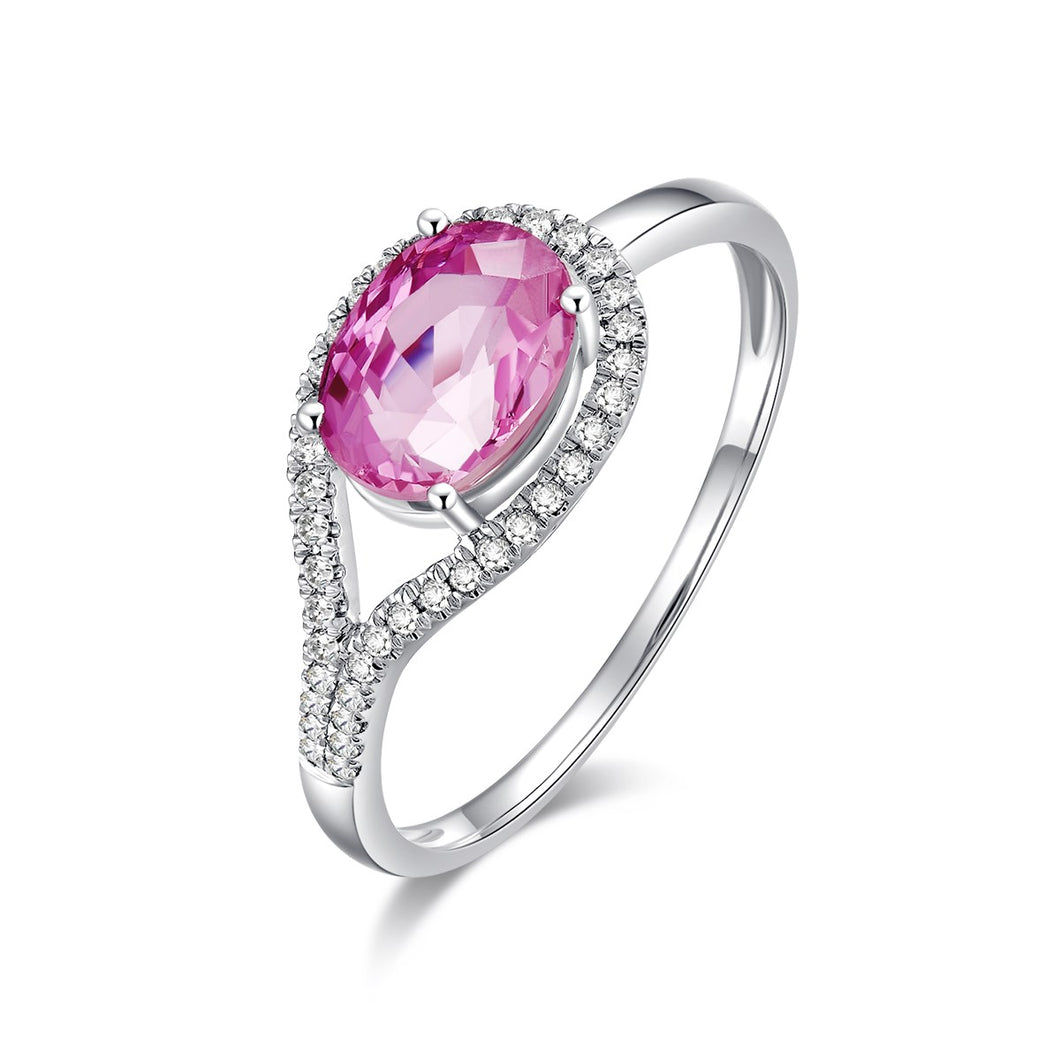 Pink Sapphire - 1.58 cts