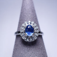 Load image into Gallery viewer, 1.354ct Sapphire Ring