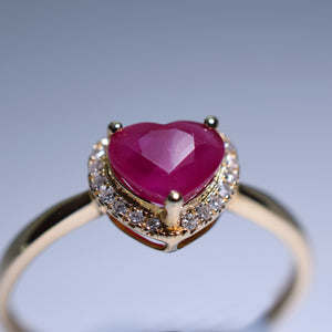 Ruby Ring - 1.032 cts