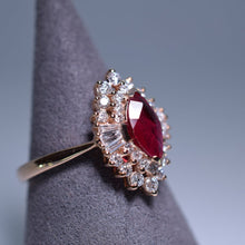 Load image into Gallery viewer, Ruby Ring - 1.076 cts