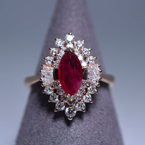 Ruby Ring - 1.076 cts