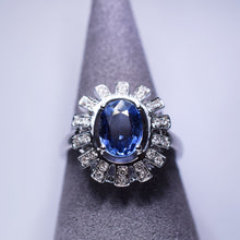 Load image into Gallery viewer, Sapphire 2.06ct Ring G1055