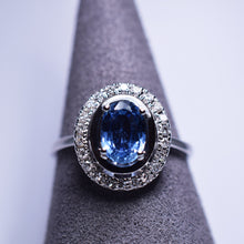 Load image into Gallery viewer, Sapphire Ring - 1.075 cts