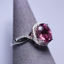 Load image into Gallery viewer, 3.68ct Tourmaline Ring