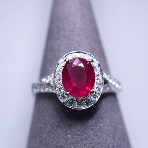 Ruby Ring - 2.01 cts