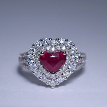 Load image into Gallery viewer, 1.33ct Ruby Ring