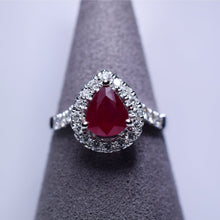 Load image into Gallery viewer, Ruby Ring - 1.145 cts
