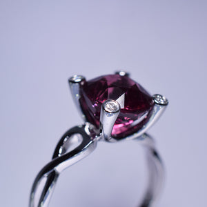 3.815ct Tourmaline Ring
