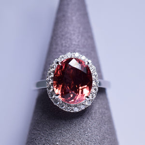 3.23ct Tourmaline Ring