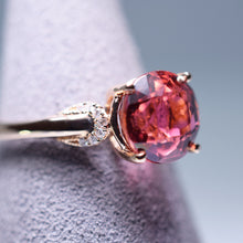 Load image into Gallery viewer, 2.77ct Tourmaline Ring