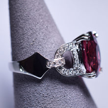Load image into Gallery viewer, Pink Tourmaline Ring - 6.36 cts