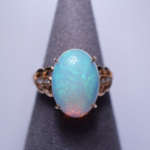 Opal Ring - 4.96 cts