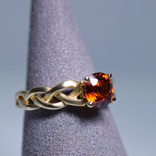 Load image into Gallery viewer, Garnet Ring - 1.31 cts