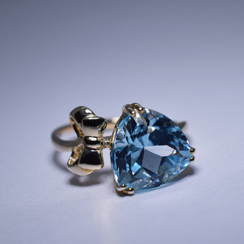 Topaz Ring - 6.45 cts