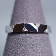 Load image into Gallery viewer, Diamond Ring - Wedding band