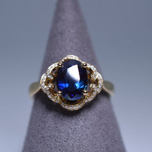 Load image into Gallery viewer, 1.695ct Sapphire Ring