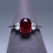 Load image into Gallery viewer, Ruby Ring - 1.85 cts