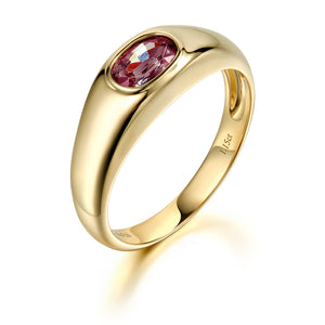 1.15ct Rare Colour Change Alexandrite Ring