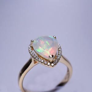 Opal Ring - 1.696 cts