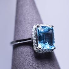 Load image into Gallery viewer, Topaz Ring - 2.75 cts