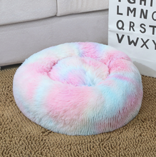 Load image into Gallery viewer, Plush Calming Pet Bed™