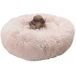 Plush Calming Pet Bed™