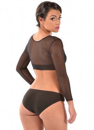 Armore Secrecy Arm Shapewear with Powernet - Lipedema Products