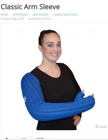 Jobst Relax Custom Nighttime Sleeves