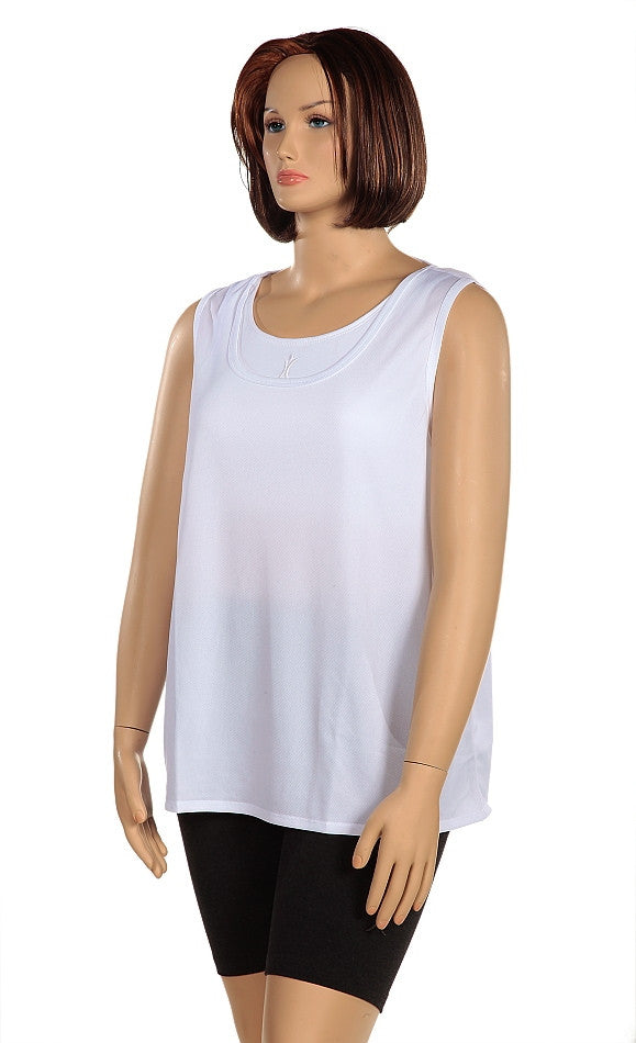 Plus Size Airlight Sport Tank - Lipedema Products