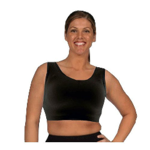 c40013f4a8130 A Big Attitude. Plus Size Sports Bra