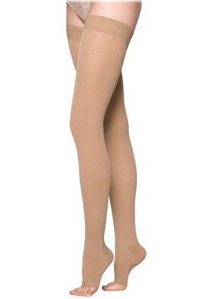Sigvaris Cotton Thigh High Pair