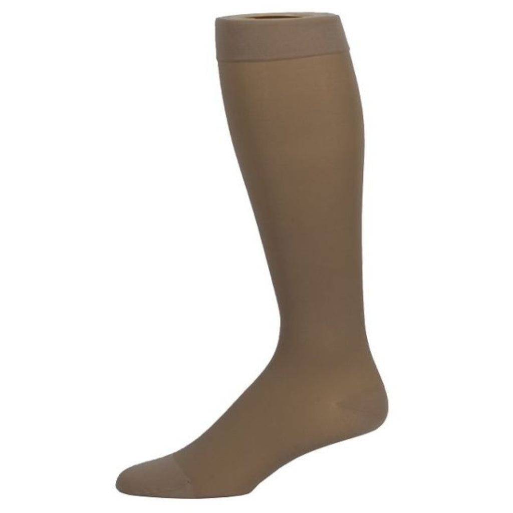 Select Comfort Knee Highs  30/40mmHg with Silicone Band