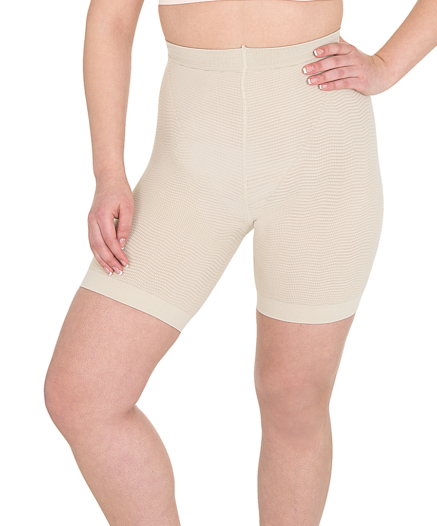 Solidea - Micro Massage Advanced Compression - Short (15 mmHg) - Lipedema Products